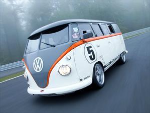 VW T1 Race Taxi, una Kombi con motor de Porsche