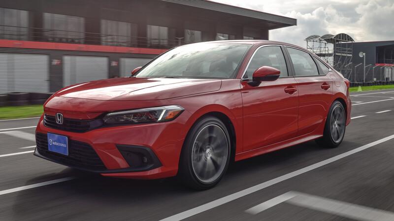 Honda Civic 2022 a prueba, más grande y con nuevas propuestas