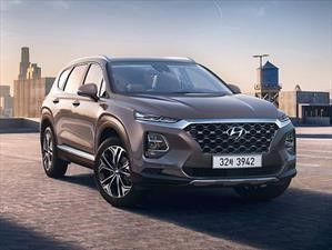 Hyundai Santa Fe 2019, nueva imagen y mejor desempeño