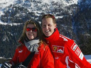 F1: Schumacher va saliendo poco a poco del coma inducido