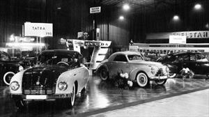 Historia: Salón de Frankfurt