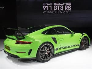 Porsche 911 GT3 RS Weissach Package, aún más extremo