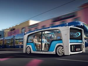 Rinspeed SNAP Concept: se presenta
