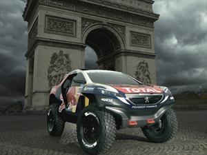 Peugeot ultima detalles para el Rally Dakar 2015
