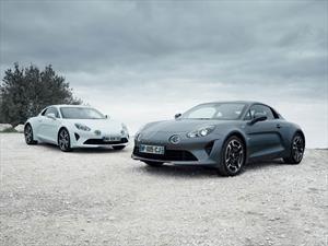 Alpine A110 presenta dos nuevas versiones