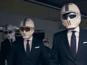 Williams usa traje para darle la bienvenida a la nueva temporada de F1