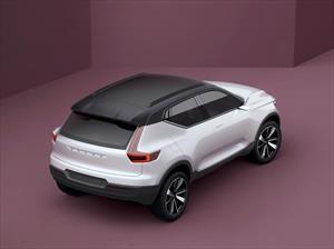 Volvo prepara la llegada de un nuevo XC40