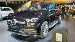 Mercedes-Benz GLE Coupé 2021, la nueva generación
