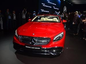 Mercedes-Maybach S650 Cabriolet, exclusivo convertible