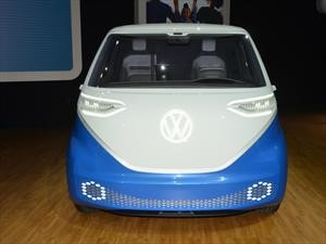 Volkswagen I.D. Buzz Cargo: tremenda ayuda para Pikes Peak
