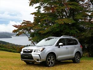 Subaru introduce All New Forester 2013