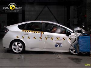 EuroNCAP prueba los sistemas de frenado automático