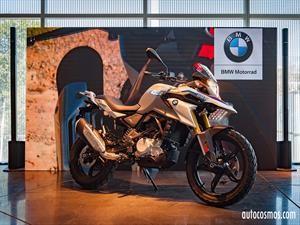 BMW G310 GS 2018, una pequeña aventurera