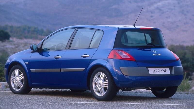 El Renault Mégane cumple 25 años