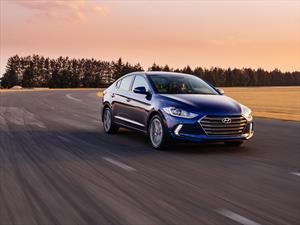 Hyundai Elantra 2017 a prueba