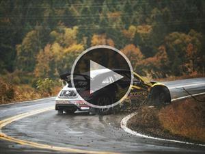Tanner Foust pone al límite su Volkswagen Beetle GRC en video