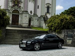 Rolls Royce Ghost es modificado por SPOFEC