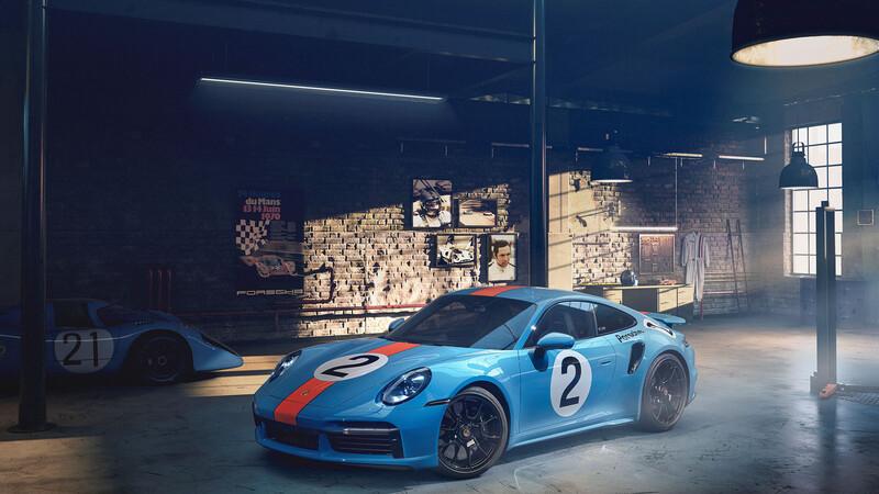 Porsche rinde homenaje a Pedro Rodríguez con una edición especial única