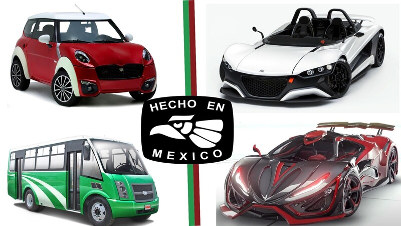5 marcas mexicanas de autos que nos llenan de orgullo
