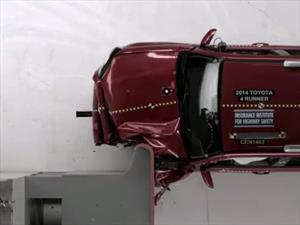 SUVs medianas en EUA no son del todo seguras