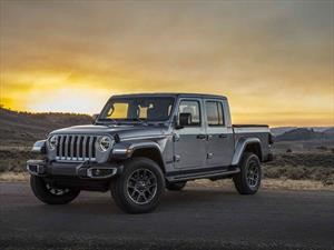 Jeep Gladiator 2020, la pick-up de Jeep es real