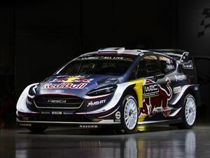 Ford Fiesta WRC 2018 se presenta