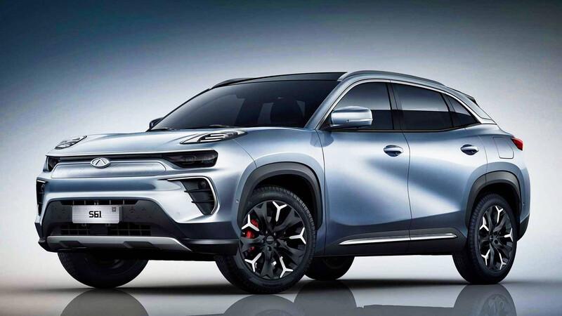 Chery eQ5, el primer SUV 100% eléctrico de la marca china esta listo para debutar