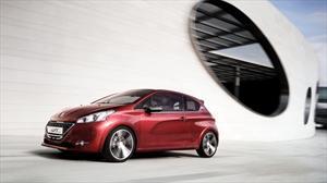 Peugeot 208 XY y GTi debutan en Ginebra 2012