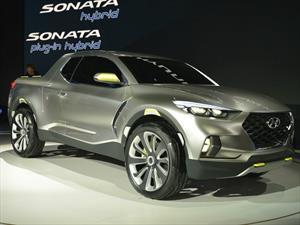 Hyundai Santa Cruz Crossover Truck Concept,