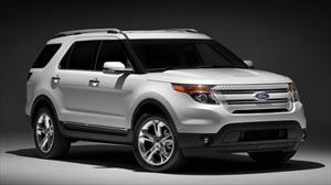 Ford trae a Chile los primeros cinturones de seguridad inflables