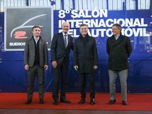 Mauricio Macri visitó el Salón de Buenos Aires