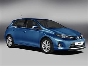 Toyota Auris estrena nueva generación en París