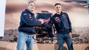 El MINI tripulado por Carlos Sainz y Lucas Cruz gana el Dakar 2020