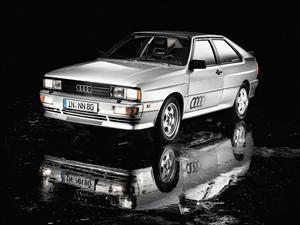 Los orígenes de Audi quattro: 33 años de éxitos