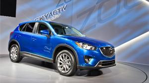 Mazda CX-5 2013 se presenta en el Salón de los Ángeles