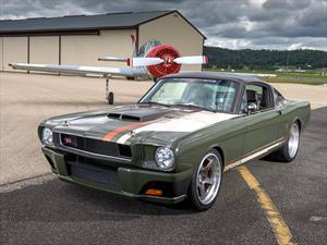 Ford Mustang Espionage 1965 por Ringbrothers, un muscle car magistral