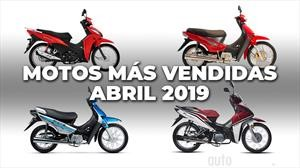 Top 10: Las motos más vendidas de abril 2019