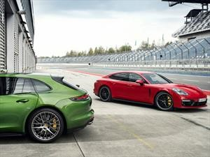 Porsche Panamera GTS y GTS Sport Turismo 2019, emoción y eficiencia