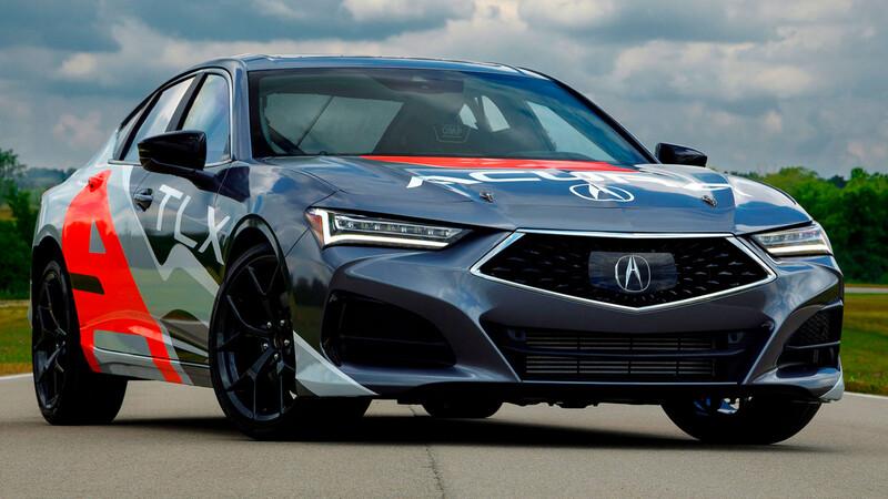 Acura TLX Type S 2021, el NSX de los sedanes, presume sus 355 caballos de fuerza
