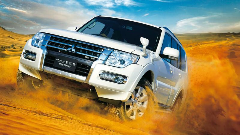 La nueva estrategia de Mitsubishi saca de producción al Montero