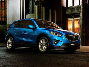La Mazda CX-5 Grand Touring  llega  a Colombia con mayor potencia