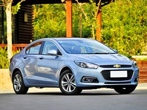 Nuevo Chevrolet Cruze 2016 será fabricado en México