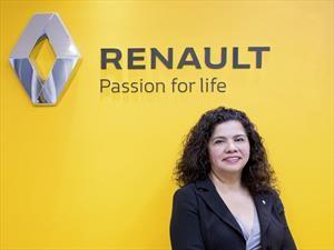 Renault México nombra a Magda López como Presidenta y Directora General