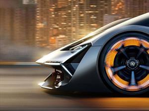 Lamborghini Terzo Millenio: impresionante deportivo italiano