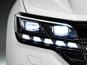 Volkswagen desarrolla un sistema de iluminación interactivo para elevar la seguridad