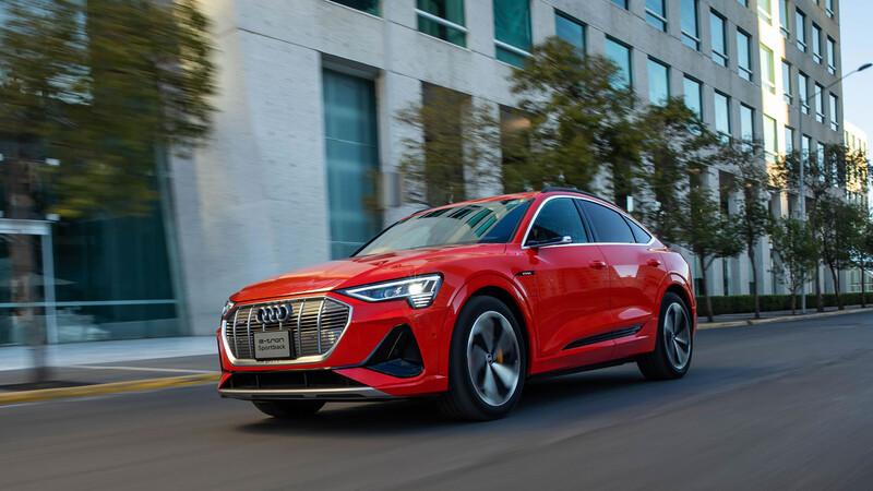 Primer contacto con el Audi E-Tron Sportback 2021