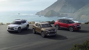 ¡Querida, encogí a la Chevrolet Trailblazer!