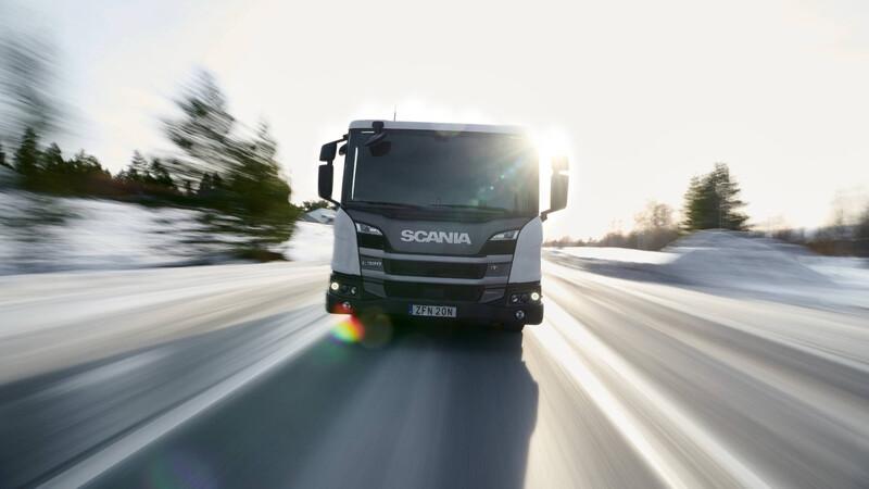 El fin de los camiones a combustión en Europa está cerca