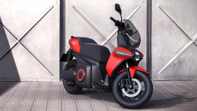 SEAT desarrolla su primera moto eléctrica