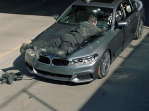 "BMW Films regresan con ""The Escape"""